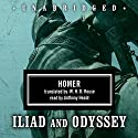 Homer Box Set: Iliad & Odyssey Audiobook by  Homer, W. H. D. Rouse (translator) Narrated by Anthony Heald