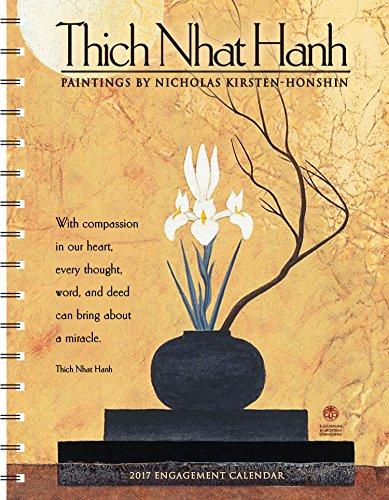 Thich Nhat Hanh 2017 Engagement Datebook Calendar