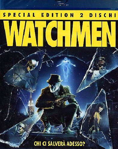 Watchmen(special edition) [Blu-ray] [IT Import]