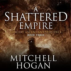 A Shattered Empire Audiobook