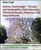 Image de Anämie, Eisenmangel - Therapie mit Homöopathie, Schüsslersalzen, Pflanzenheilkunde, Akupressur un