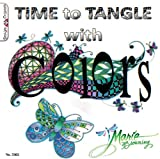 #5362 Time To Tangle with Color (Design Originals)