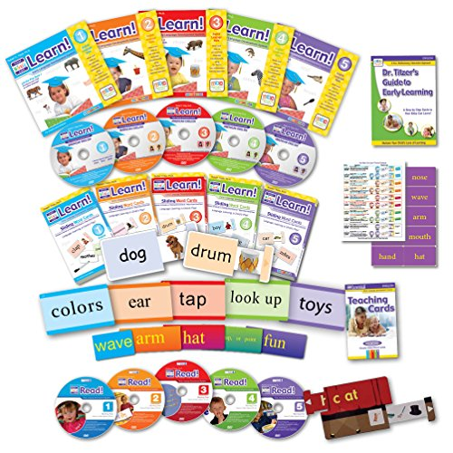 Your Baby Can Learn! Deluxe Kit (Your Baby Can Read Deluxe compare prices)