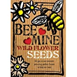 """Bee Mine"" Valentine's Bee-Friendly Seedsby Bee-Friendly Seeds"