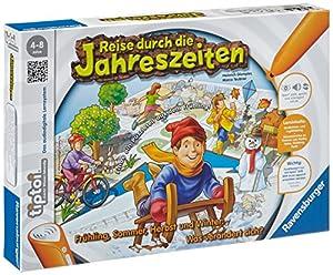 Ravensburger 00514 - tiptoi®: Reise durch die Jahreszeiten(ohne Stift)