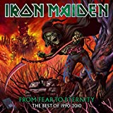From Fear To Eternity The Best Of 1990-2010 [VINYL] Iron Maiden