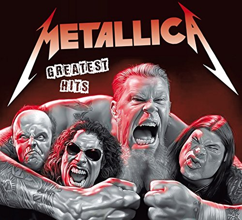 Metallica - Metallica Greatest Hits 2cd Set In Digipak - Zortam Music