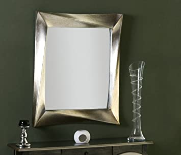 Mirrors Modern–Deco Gold Champagne–ibergada