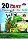 20 Years IAS Prelims (CSAT) General Studies Topic-wise Solved Papers (1995-2014)