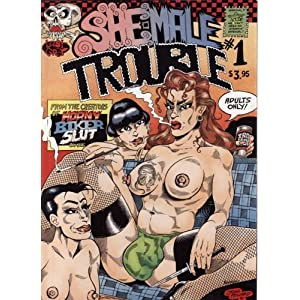 shemale comics