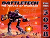 BattleTech: The Future of Warfare: Technical Readout 3058 (1555602703) by Sargent, Carl