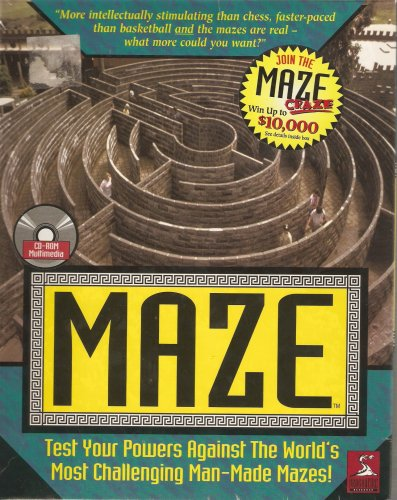 Picture of Dragonfire Maze (B000WI7D9G) (Brain Teasers)