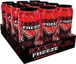 Rockstar Engery Drink Freeze Frozen W...