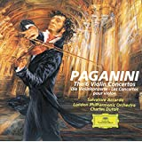 Paganini: The 6 Violin Concertos (3 CD's)