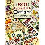 501 Cross Stitch Designs ~ Sam Hawkins