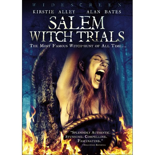 Hysteria Witch Trials Salem Amazon.com Salem Witch Trials
