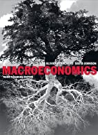 Macroeconomics,  Canadian  by Olivier