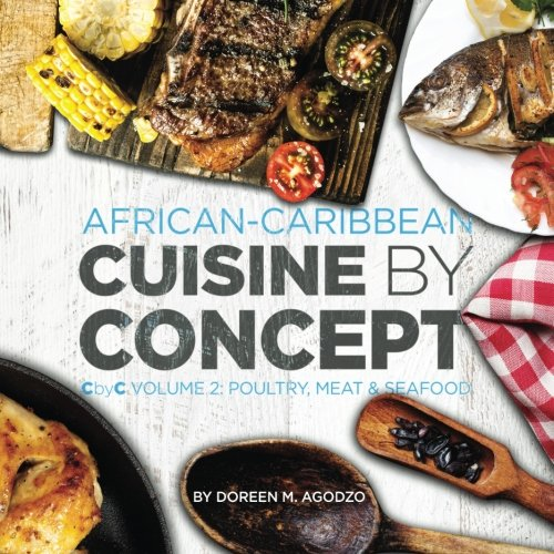 Cookbooks list the newest african cookbooks for Afro caribbean cuisine