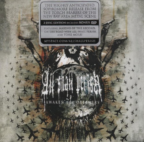 Awaken The Dreamers (CD/DVD) by All Shall Perish (2008-09-16)