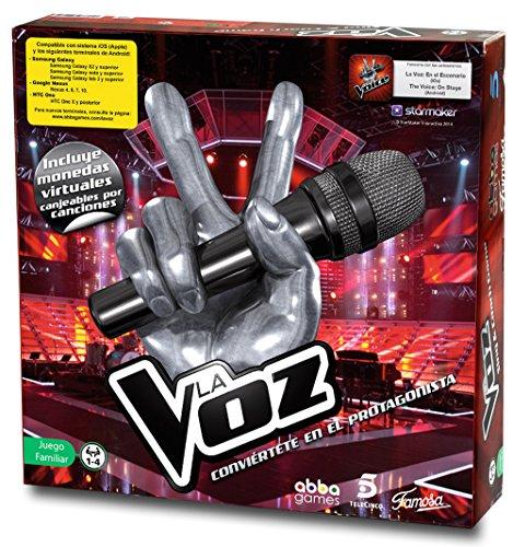 """Juegos de Sociedad – Karaoke """"La Voz"""" (Famosa 700010947)"""
