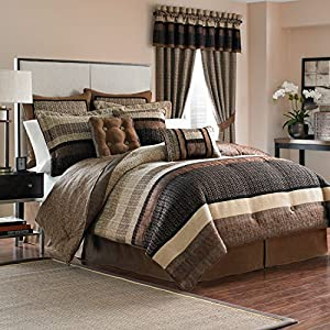Sahara King Comforter Set by Croscill