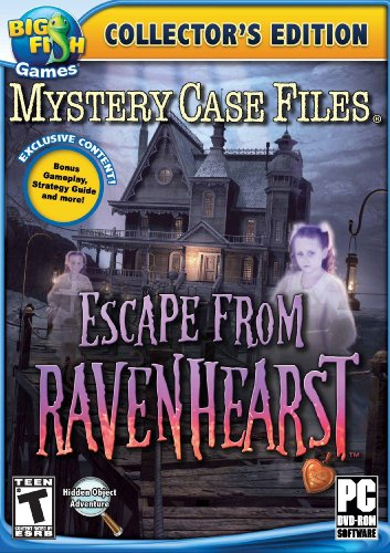 Mystery Case Files 8:  Escape from Ravenhurst