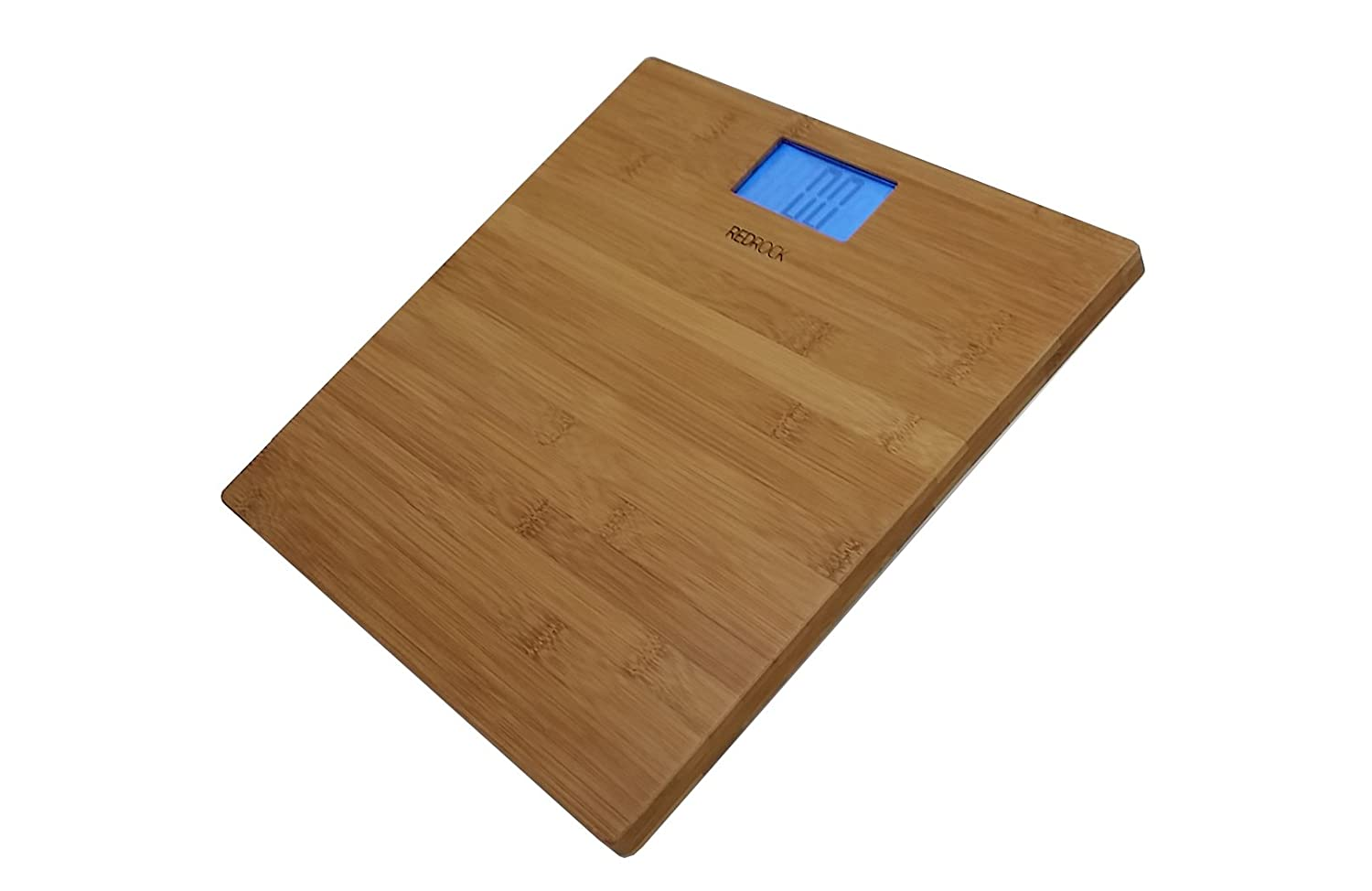 Red Rock PS3110 Modern Bamboo Weighing Body Scale