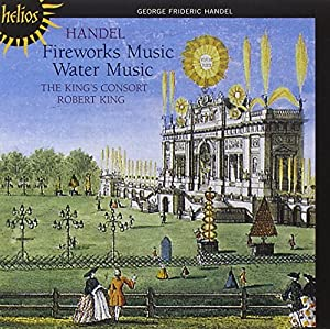 Water Music/Music for the Royal Fireworks