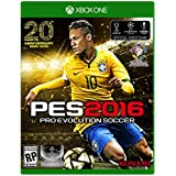 Pro Evolution Soccer 2016 - Xbox One Standard Edition