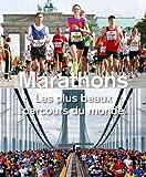 """Afficher """"Marathons. les plus beaux parcours du monde"""""""
