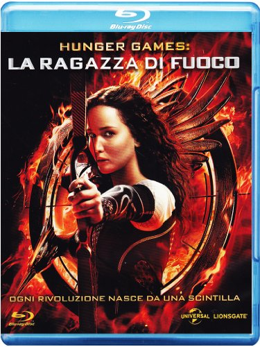 Hunger games - La ragazza di fuoco [Blu-ray] [IT Import]