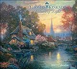 Thomas Kinkade Painter of Light: 2011 Wall Calendar