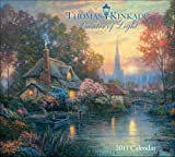 Thomas Kinkade Painter of Light: 2011 Wall Calendar