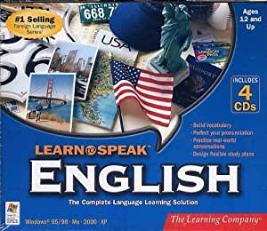 Learn To Speak English Version 8.1