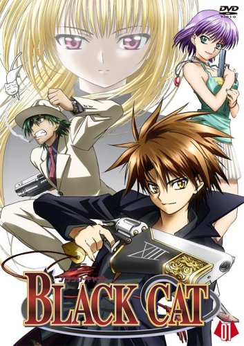 BLACK CAT Vol.1 [DVD]