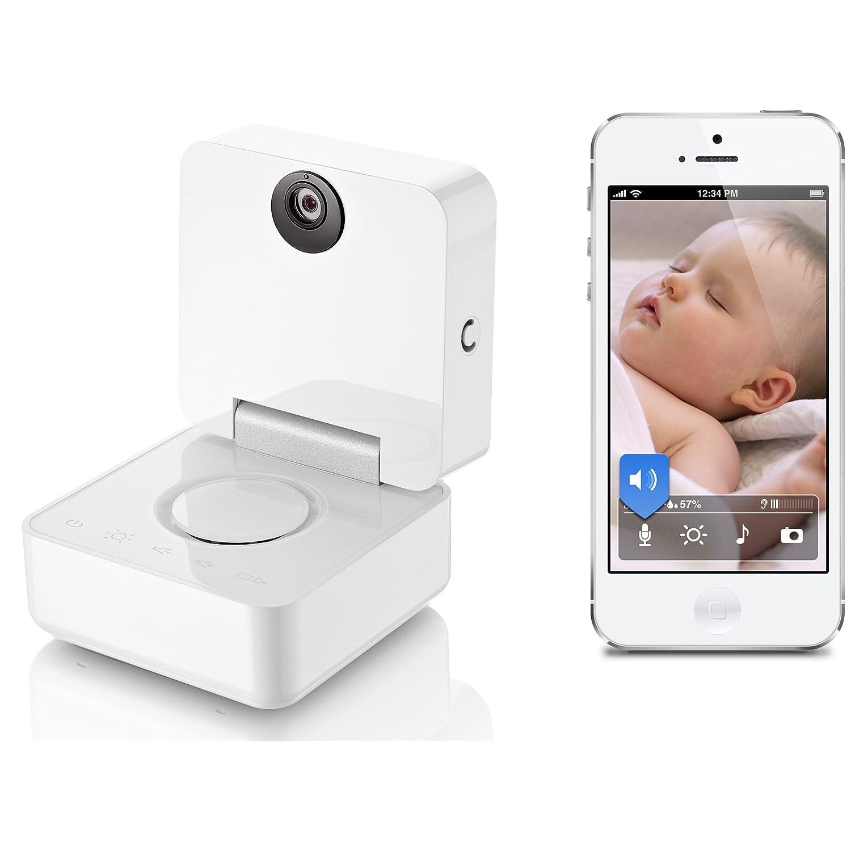 Moniteur pour bébé – iPhone et iPad