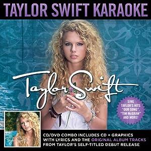 Taylor Swift Karaoke on Taylor Swift  Karaoke  Cd Dvd