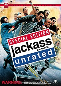 "Cover of ""Jackass - The Movie (Unrated Sp..."