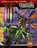 Transformers: Revenge Of The Fallen: Coloring And Activity Book A