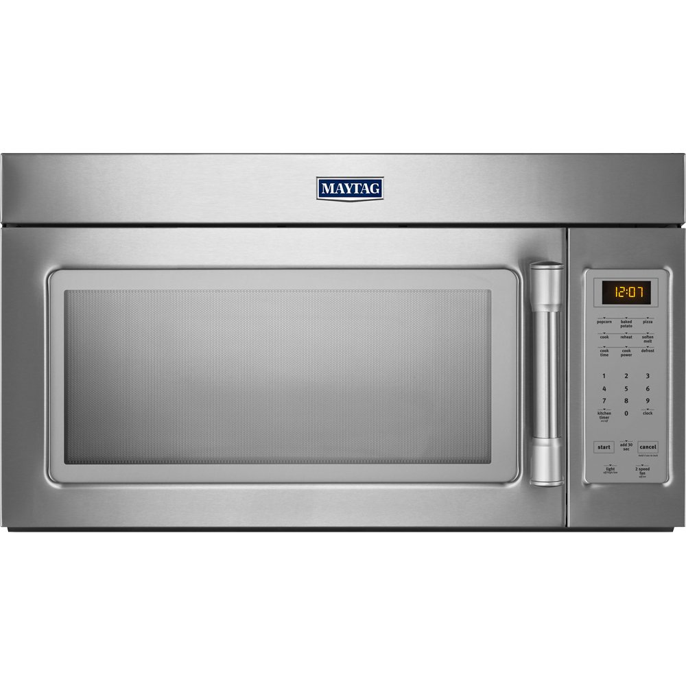 Maytag Stainless Steel Over-The-Range Microwave Oven Via Amazon