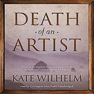 Death of an Artist Audiobook