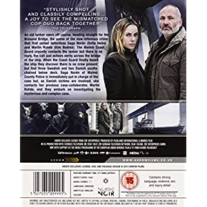 the bridge series 2 blu ray import anglais film complet vf. Black Bedroom Furniture Sets. Home Design Ideas