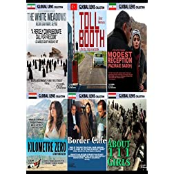 Global Lens - The Best of World Cinema - Volume 9: Middle East - 6 DVD Collector's Edition