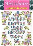 echange, troc Editions de Saxe - Abécédaires au point de croix