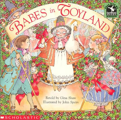 Babes in Toyland (Read With Me), GINA SHAW, VICTOR HERBERT
