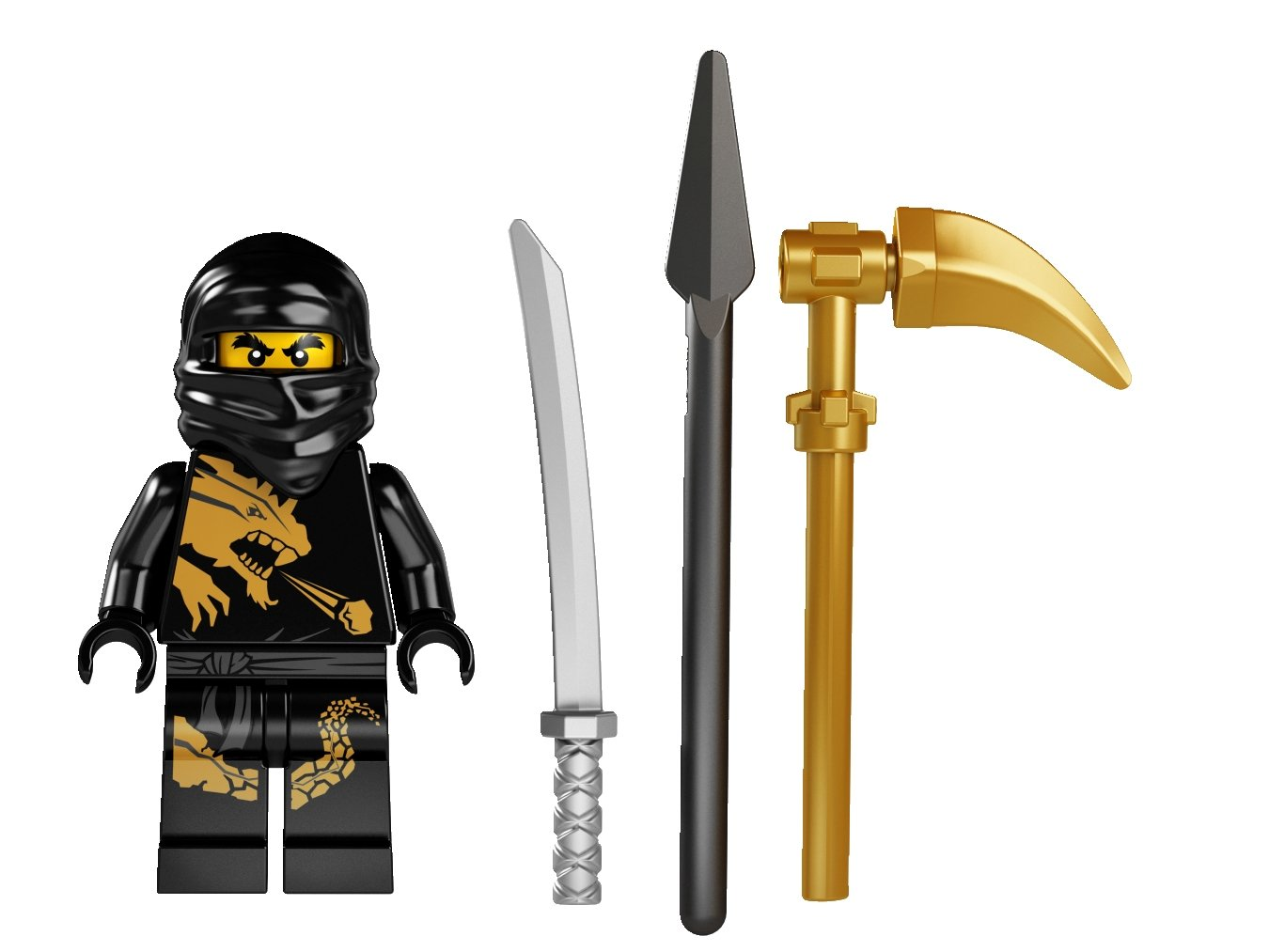 lego ninjago cole dx