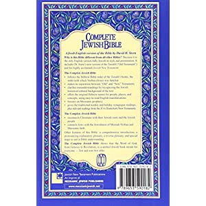 Complete Jewish Bible : A Livre en Ligne - Telecharger Ebook