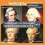 Große Frauen und Männer der Weltgeschichte - Teil 12 | Stephanie Mende,Wolfgang Suttner