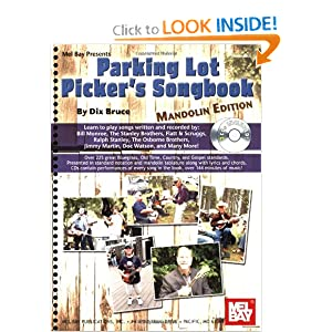Parking Lot Pickers Songbook (Mandolin edition)
