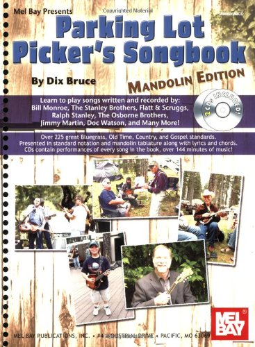 Parking Lot Picker's Songbook: Mandolin